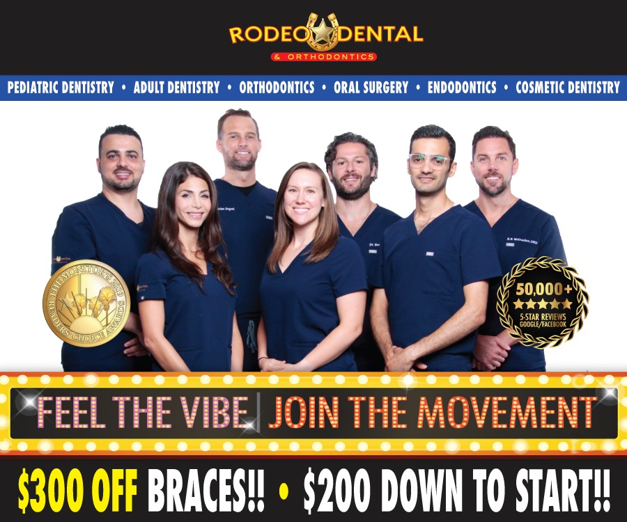 Rodeo Dental – Right Sidebar