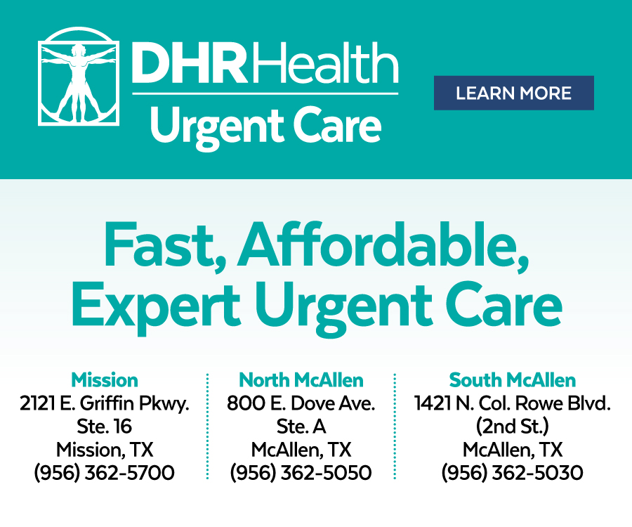 DHR Urgent Care – Right Sidebar